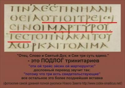 Троица - библейское ли это учение? (продолжение 4) - Страница 17 S69798085